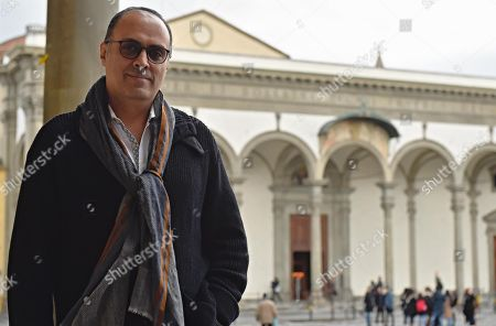 Iranian producer Ahmad Kiarostami, son of late Iranian filmmaker Abbas Kiarostami who died on July 2016 in Paris, is pictured on the occasion of the Italian preview of '24 Frames', the last masterpiece of his father, in Florence, Italy, 14 November 2017.