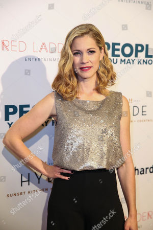 Editorial image of 'People You May Know' premiere, Los Angeles, USA - 13 Nov 2017
