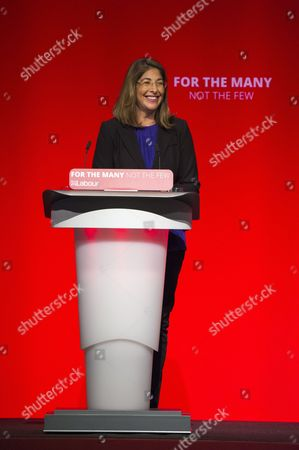 Guest Speaker Naomi Klein, speaking at the Labour Party conference, Brighton, 26th September 2017