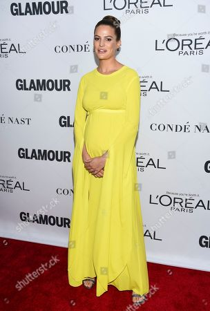 Cameron Russell attends the 2017 Glamour Women of the Year Awards at Kings Theatre, in New York