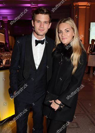 Jeremy Irvine and Jodie Spencer