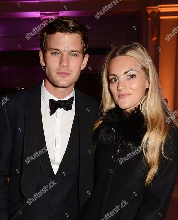 Stock Photo of Jeremy Irvine and Jodie Spencer