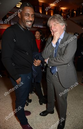 Idris Elba and Deyan Sudjic