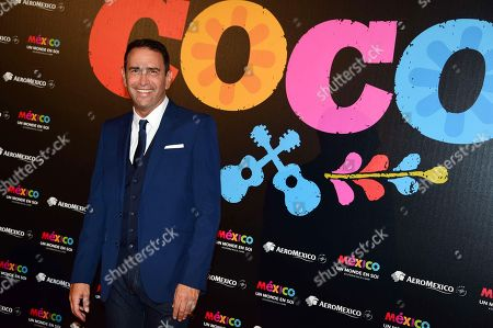 Editorial image of 'Coco' film premiere, Paris, France - 14 Nov 2017