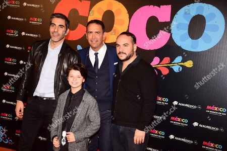 Editorial photo of 'Coco' film premiere, Paris, France - 14 Nov 2017