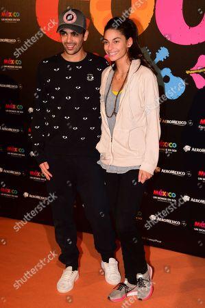 Christophe Licata and Tatiana Silva
