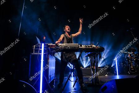 Editorial photo of Lamb concert in Lisbon, Lisboa, Portugal - 14 Nov 2017