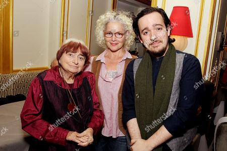 Agnes Varda (writer,director), Amy Irving, Gabriel Barreto