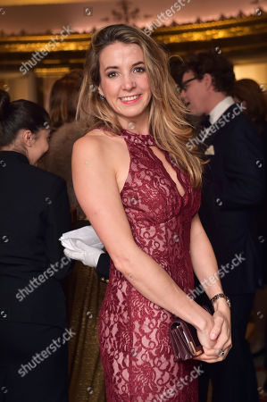 Editorial picture of Cartier 27th Racing Awards at The Dorchester, London, UK - 14 Nov 2017