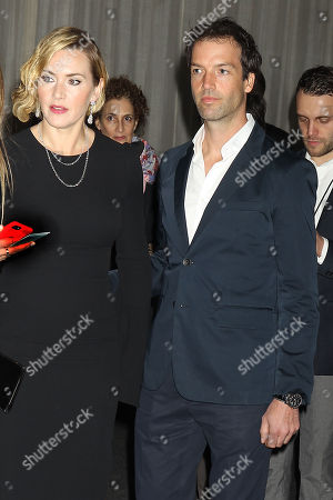 Stock Image of Kate Winslet and Ned Rocknroll