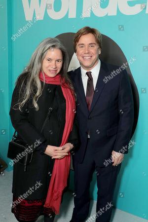 Natalie Merchant, Stephen Chbosky, Director/Writer,