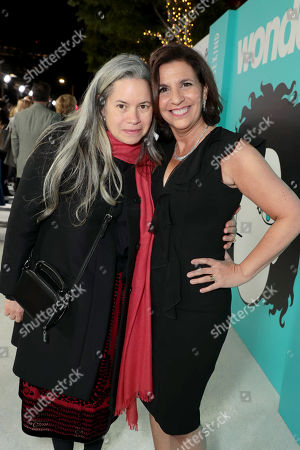 Natalie Merchant, R.J. Palacio, Author/Executive Producer,