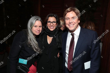 Natalie Merchant, R.J. Palacio, Author/Executive Producer, Stephen Chbosky, Director/Writer,
