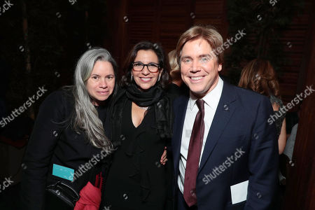 Natalie Merchant, R.J. Palacio, Author/Executive Producer, Stephen Chbosky, Director/Writer,