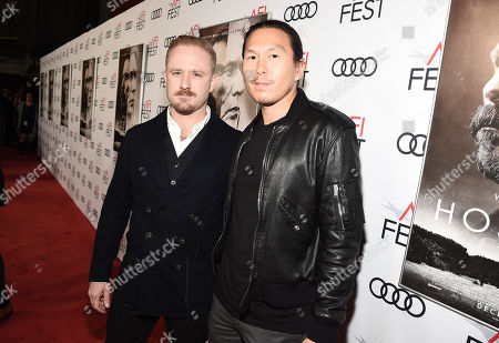 Ben Foster and Ken Kao, Producer