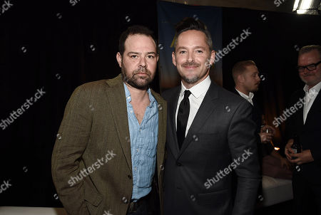 Rory Cochrane and Scott Cooper, Writer/Director/Producer