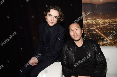 Editorial photo of Entertainment Studios Motion Pictures 'Hostiles' Premiere Centerpiece Gala Presentation at AFI FEST 2017 at the TCL Chinese Theater, Los Angeles, USA - 14 Nov 2017