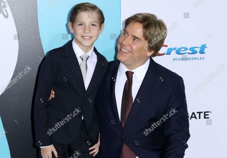 Jacob Tremblay, Stephen Chbosky