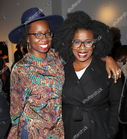 Adepero Oduye and Uzo Aduba