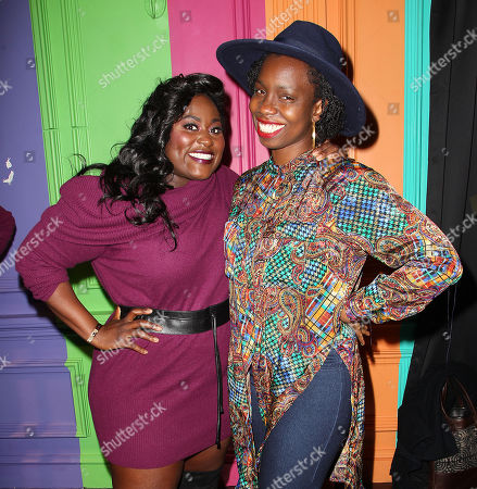 Danielle Brooks and Adepero Oduye