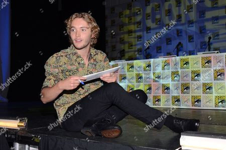 "Editorial picture of 2014 Comic-Con - ""Reign"" Panel, San Diego, USA - 24 Jul 2014"