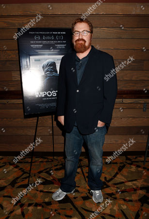 """RJ Cutler attends the A&E IndieFilm's """"The Imposter"""" Screening Presented by the IDA at Sundance Sunset Theater,, in Los Angeles"""