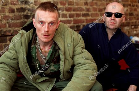The Stereo Mcs . Rob Birch (l) And Nick Hallam.