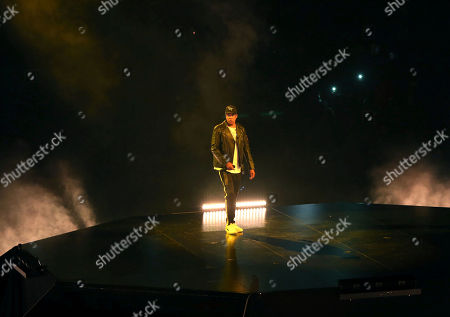 Editorial photo of Jay-Z In Concert - , Atlanta, USA - 14 Nov 2017