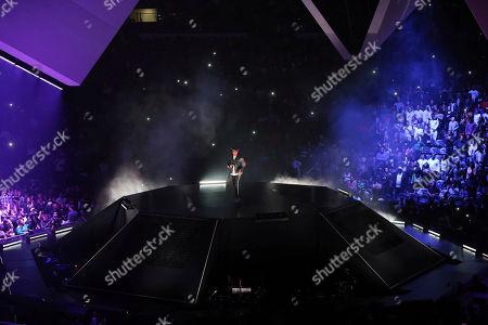 Editorial image of Jay-Z In Concert - , Atlanta, USA - 14 Nov 2017