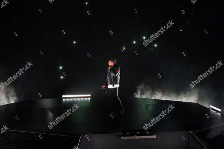 Editorial picture of Jay-Z In Concert - , Atlanta, USA - 14 Nov 2017