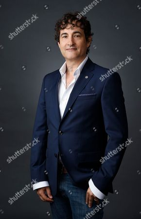 """Joshua Michael Stern, the creator and showrunner of the Epix series """"Graves,"""" poses for a portrait during the 2016 Television Critics Association Summer Press Tour at the Beverly Hilton, in Beverly Hills, Calif"""