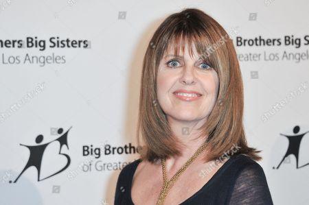Pam Dawber attends the Rising Stars Gala, Beverly Hills, Calif