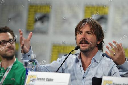 Editorial photo of 2013 Comic-Con - FX Wilfred Panel, San Diego, USA - 18 Jul 2013