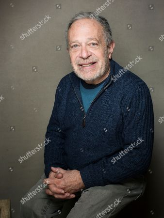 "Author Robert Reich from the film ""Inequality For All"" poses for a portrait during the 2013 Sundance Film Festival at the Fender Music Lodge on in Park City, Utah"