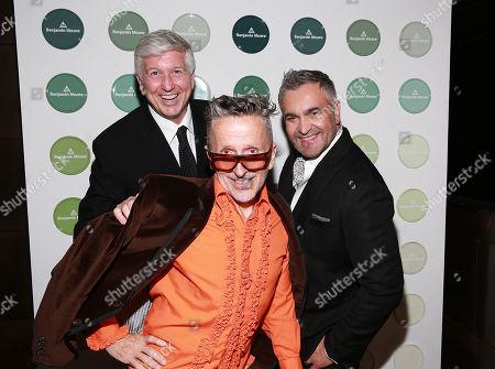 Editorial photo of Benjamin Moore HUE Awards, New York, USA - 29 Sep 2014