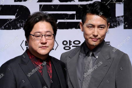 Kwak Do-won and Jung Woo-sung