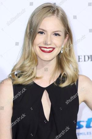 """Editorial image of LA Premiere of """"Wonder"""", Los Angeles, USA - 14 Nov 2017"""