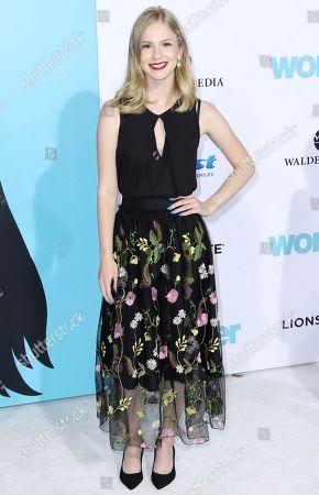 "Editorial picture of LA Premiere of ""Wonder"", Los Angeles, USA - 14 Nov 2017"