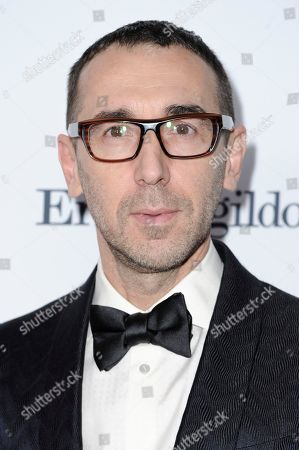 Alessandro Sartori attends the 2016 LA Dance Project Annual Gala at the Theatre at Ace Hotel, in Los Angeles