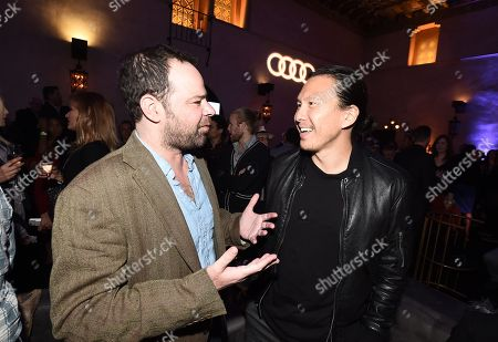 Editorial image of Entertainment Studios Motion Pictures 'Hostiles' Premiere After-party at AFI FEST 2017 at the The Hollywood Roosevelt Hotel, Los Angeles, USA - 14 Nov 2017