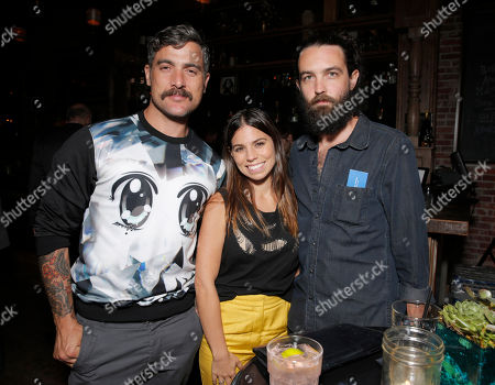 """Douglas Friedman and guests attend the after party for Roadside Attractions' Los Angeles Premiere of """"Thanks for Sharing"""" at the ArcLight Cinerama Dome on in Los Angeles"""