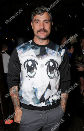 """Douglas Friedman attends the after party for Roadside Attractions' Los Angeles Premiere of """"Thanks for Sharing"""" at the ArcLight Cinerama Dome on in Los Angeles"""