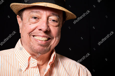 Sergio Mendes poses for a portrait, in Los Angeles, Calif
