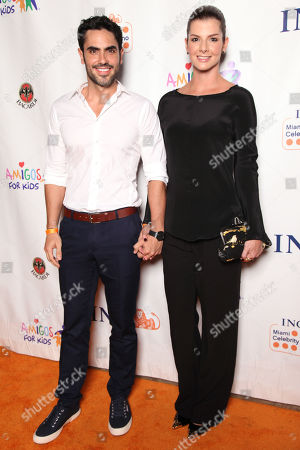 Editorial image of Amigos For Kids ING Celebrity Domino Night!, Miami, USA - 15 Jun 2013