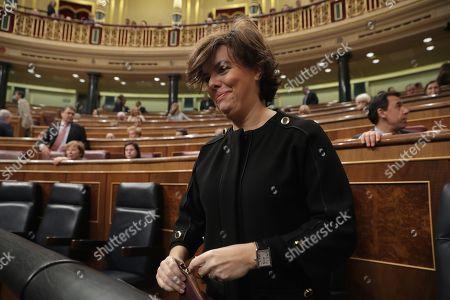 Soraya Saez de Santamaria