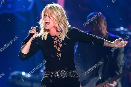 Miranda Lambert performs during the 2016 iHeartRadio Country Festival held at Frank Erwin Center, in Austin, Texas. Lambert announced Wednesday, May 25, 2016, that she is closing her Pink Pistol clothing boutique in Tishomingo, Ok., where she and her ex-husband, Blake Shelton, once shared a home. She says Pink Pistol will reopen later this summer in her hometown of Lindale, Texas