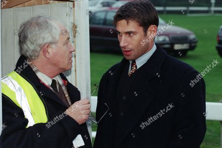 Ep 2291 Thursday 4th December 1998 Lady Tara has bet Steve she have more winners at the Races because of her knowledge of horses. She gambles her £1,000 on a 25-1 outsider and it came in. Steve has hardly broken even. He's still nursing his bruised ego when, in the car park, a stranger recognises Steve, but calls him Trevor - With Steve Marchant, as played by Paul Opacic ; John Kenyon, as played by Alan Rothwell.