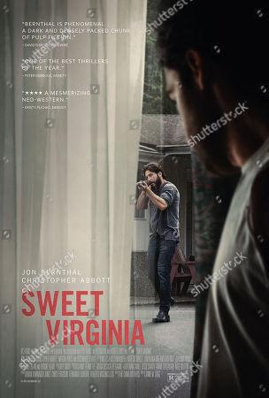 Stock Photo of Sweet Virginia (2017) Posterv Art. Jon Bernthal, Christopher Abbott