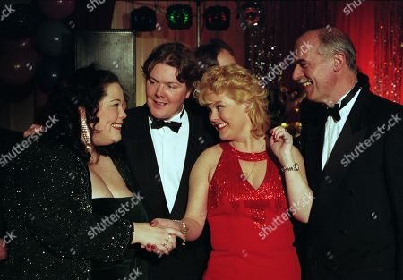 Editorial image of 'Emmerdale' TV Series - Jan 1998