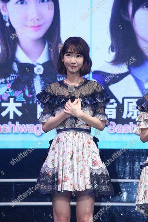 Stock Photo of HKT48 member Rino Sashihara